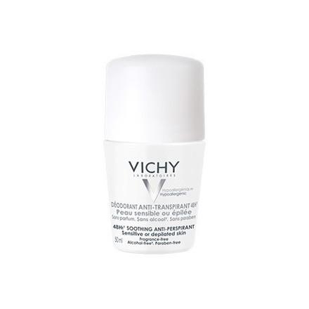 Vichy Desodorante bola piel sensible 50 ml